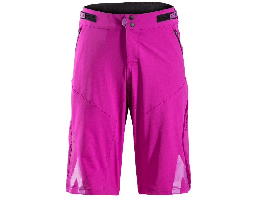 Bontrager Short Lithos L Purple Lotus