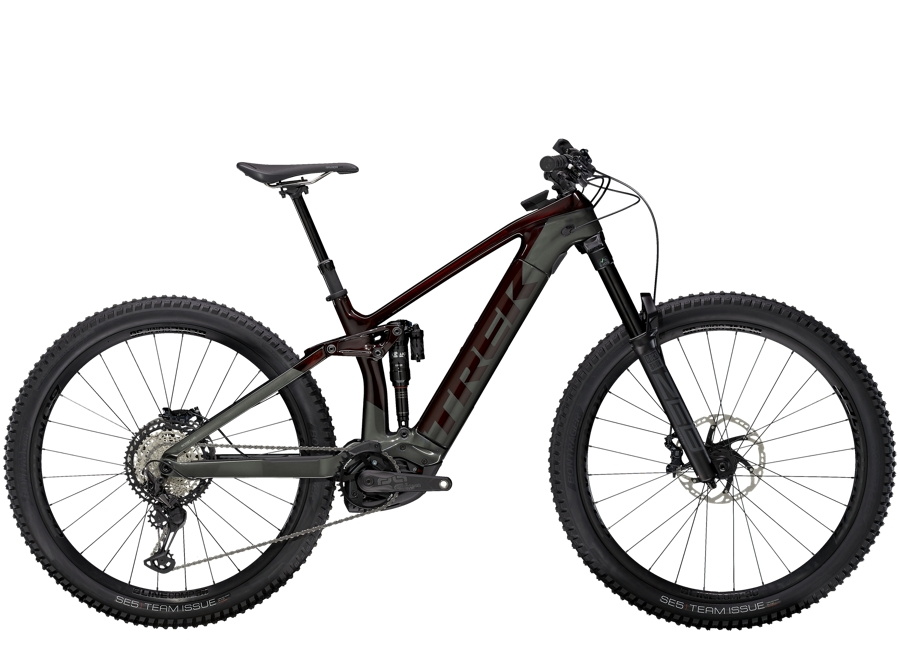 Trek Rail 9.8 XT XL Carbon Red Smoke/Lithium Grey