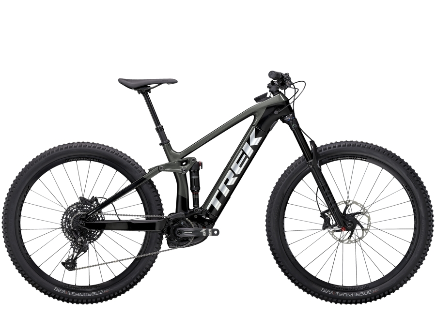 Trek Rail 9.7 L Lithium Grey/Trek Black