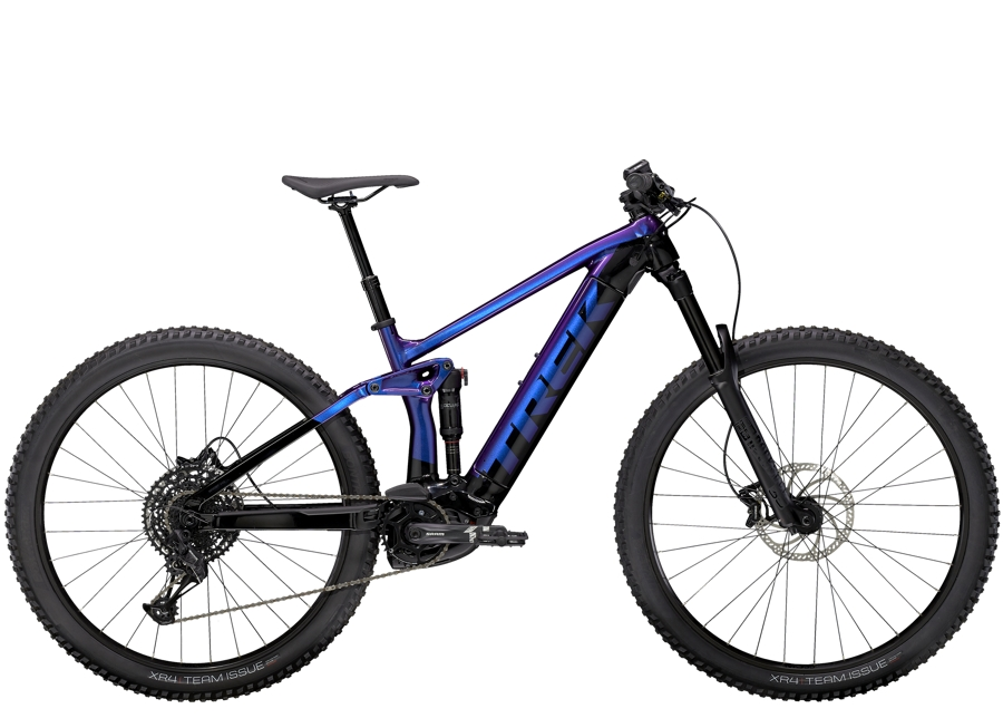 Trek Rail 5 625Wh L Purple Flip/Trek Black