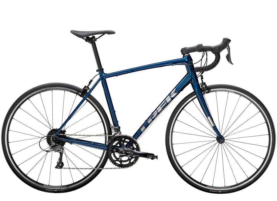 Trek Domane AL 2 52 Gloss Mulsanne Blue/Matte Trek Black
