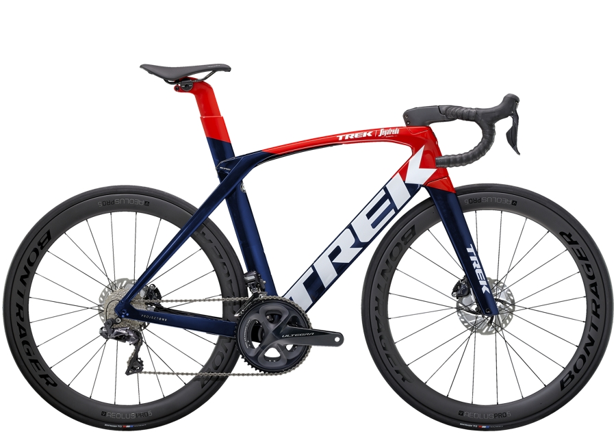 Trek Madone SLR 7 50 Navy Carbon Smoke/Viper Red