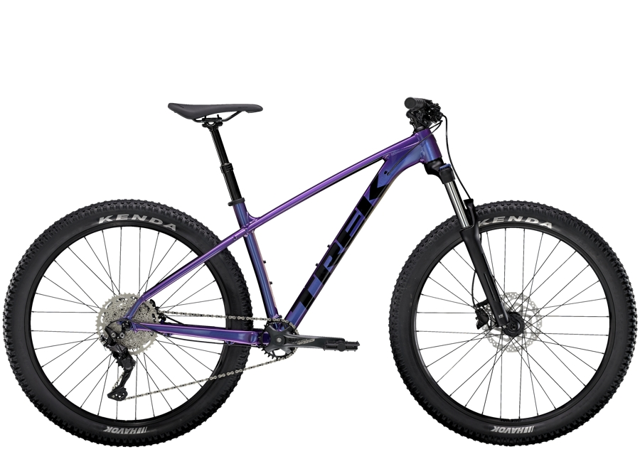 Trek Roscoe 6 XXL Purple Flip/Trek Black