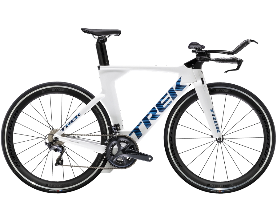 Trek Speed Concept S Crystal White/Blue
