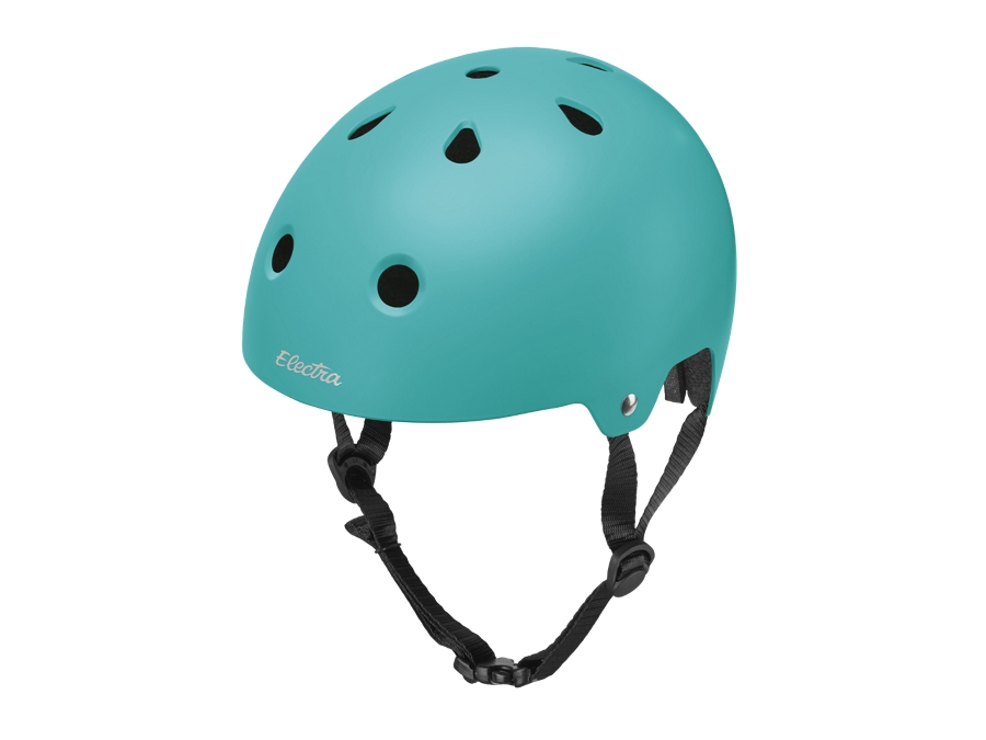 Electra Helmet Lifestyle Tropical Punch Medium Teal CE