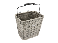Electra Basket All Weather Woven Pannier Fog Rear