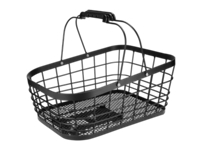 Electra Basket Alloy Wire MIK Black Rear