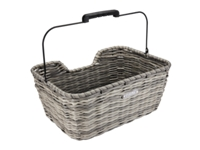 Electra Basket All Weather Woven MIK Fog Rear