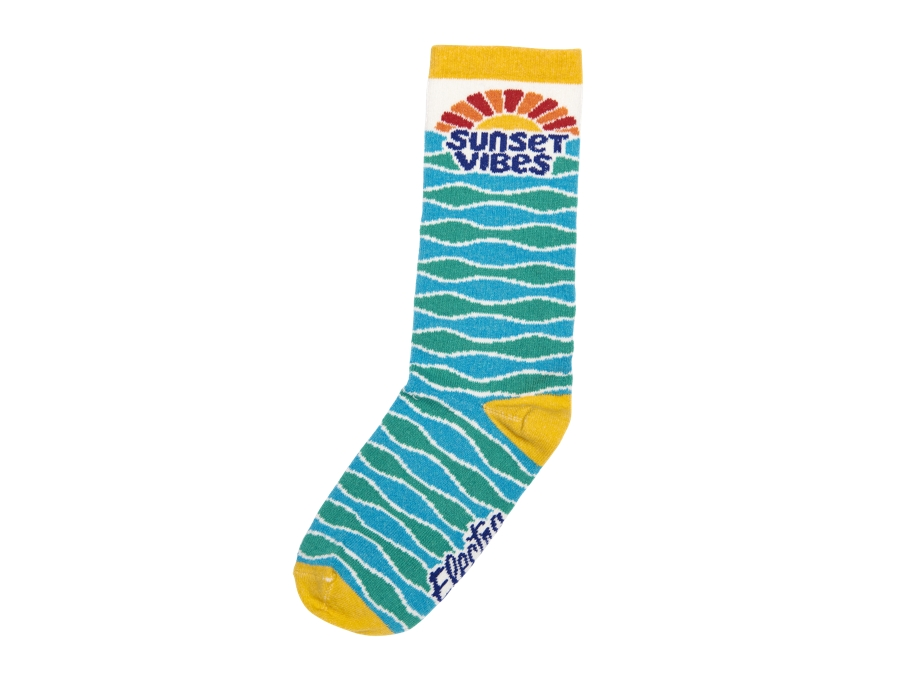 Electra Sock 9inch Sunset Vibes M/L (41-46)