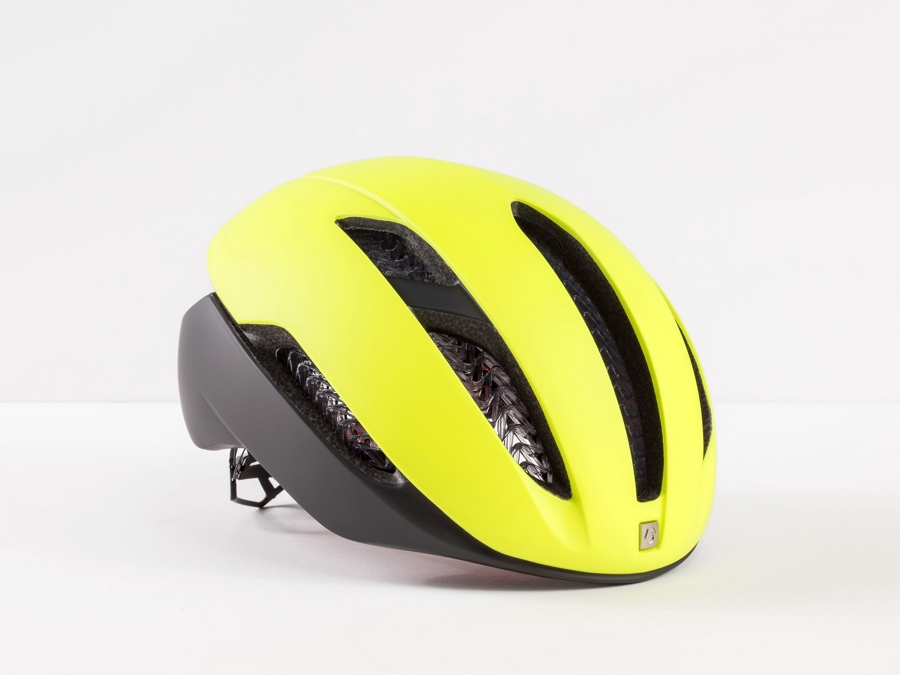 Bontrager Helm XXX WaveCel M Radioactive Yellow CE