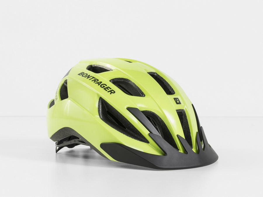 Bontrager Helm Solstice S/M Radioactive Yellow CE